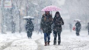 Kar ne zaman yağacak sorusu cevap buldu Hava durumu o günü işaret ediyor