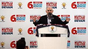 Başbakan Yıldırım: 350 bin Kürt kardeşimiz Türkiyeye sığındı