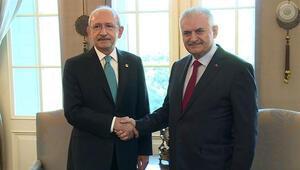 Başbakan Yıldırım Kılıçdaroğluna harekatı haber verdi
