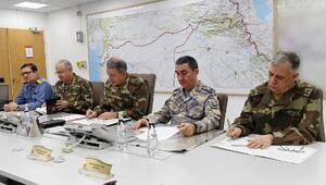 TSK: Afrin bölgesinde Zeytin Dalı Harekatı başlatıldı (4)