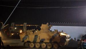 Tanklar, Kilisten Suriyeye geçti