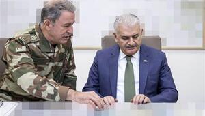 İşte Afrin harekatının komuta merkezi... Böyle yönetildi