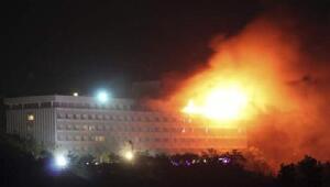 Kabil'de beş yıldızlı otele silahlı saldırı (3)