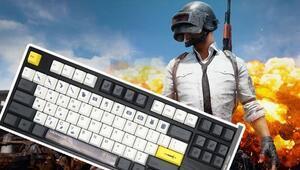 PUBG için özel klavye yaptılar Yoğun ilgi var