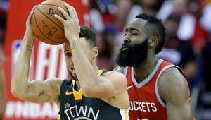 Rockets, Warriorsa dur dedi