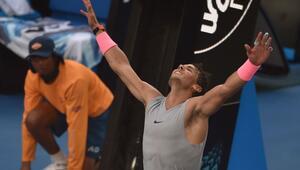 Nadal çeyrek finalde