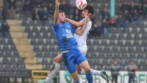 Kocaelispor-Sultanbeyli Belediyespor: 0-2