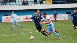 Pazarspor - Kayseri Erciyespor: 1-0