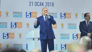 Erdoğan: İnşallah çok kısa sürede bu operasyonu tamamlayacağız (3)
