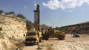 Köylerde 110 bin metre sondaj kuyusu açıldı
