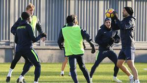 Osmanlısporda Galatasaray maçı hazırlıklar