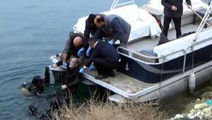 Fırat nehrine atlayan yaşlı adam öldü