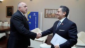 Sofya Büyükelçisi Ulusoy, Başbakan Borisov ile görüştü (2)- Yeniden