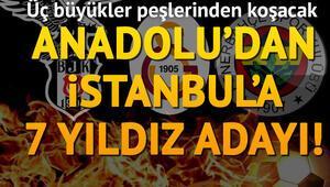 İstanbul için 2018in yıldız adayları