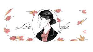 Virginia Woolf kimdir Google doodle tasarımı olan Virginia Woolf un 136. yaş günü
