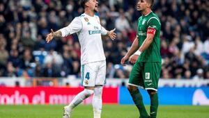 Real Madride darbe üstüne darbe Elendiler...
