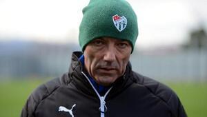 Bursaspor Teknik Direktörü Paul Le Guen: Her şeyden önce savaşacağız