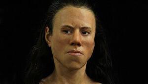 Dokuz bin yıl önce yaşamış kızın yüzü yeniden yaratıldı