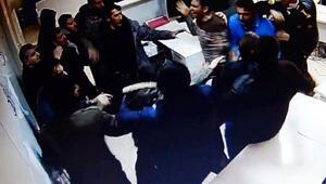 Erganide DEDAŞ binasına saldırı