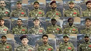 Atiker Konyasporlu futbolcular, Afrin operasyonundaki askerler için klip hazırladı