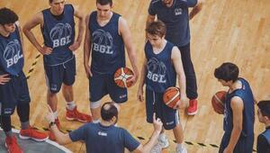 Basketbol Gençler Ligi Gelişim Kampı Bursada başladı