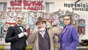 Absürt komedinin öncüsü Ferhan Şensoy'dur