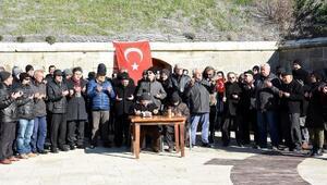 Çanakkalede Zeytin Dalı Harekâtı için Fetih Suresi okundu