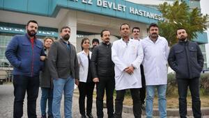 TTBnin savaş açıklamasına Antalyalı doktorlardan tepki