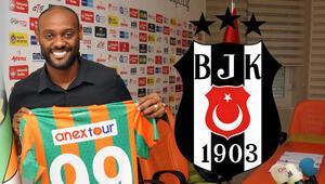 Son dakika: Beşiktaş Vagner Love transferi için Aytemiz Alanyasporla anlaştı