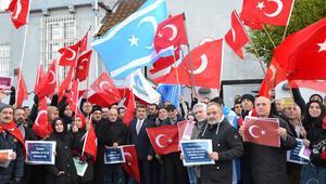 Kopenhag'da Türkiye'ye destek buluşması