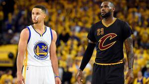 NBA All-Starda takımlar seçildi Le Bron mu, Curry mi