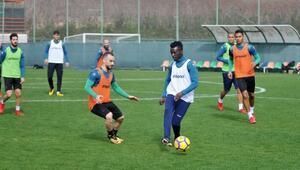 Aytemiz Alanyaspor, Bursaspor maçı hazırlıklarını tamamladı