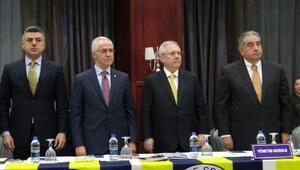 Fenerbahçede başkanlık seçimi 2 -3 Haziran tarihlerinde yapılacak