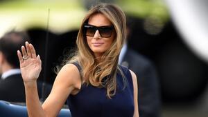 ABDyi karıştıran iddia Melanie Trump Beyaz Sarayı terk etti