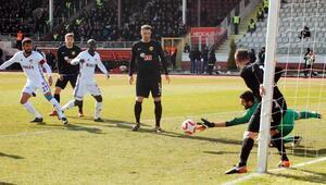 Elazığspor - Eskişehirspor: 1-0