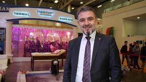 EMITT Fuarına katılan Esenyurt Belediyesi termal kaplıcalarını tanıttı