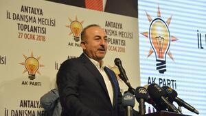 Bakan Çavuşoğlu: ABDden söylemden çok, somut adım görmek istiyoruz (2)