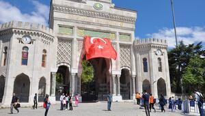 İstanbul Üniversitesi 4 alanda dünyada ilk binde