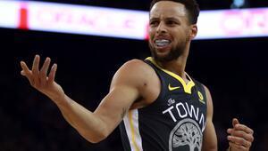Warriors, Celticsi Curry ile devirdi