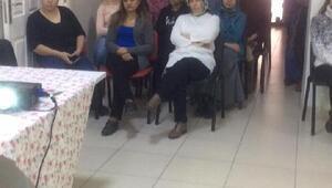 SODAM kursiyerlerine sağlık eğitimi