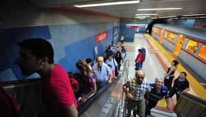 Bin 920 merdiven ve asansör şikayeti