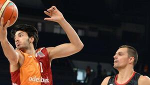 Galatasaray deplasmanda G.Antepi rahat geçti