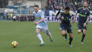 Inter yine kazanamadı 7 maç oldu...