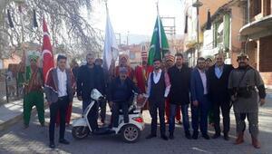 Zeytin Dalına destek etkinliği