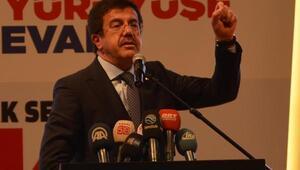 Bakan Zeybekci: Alınamaz, geçilemez, yapılamaz dedileri dağı yerle bir ettik