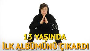 13 yaşında ilk albümünü çıkardı.. Alper Erözer kimdir kaç yaşında