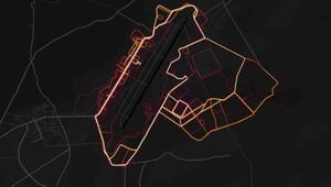 Spor uygulaması Stravanın ısı haritası, Suriye ve Afganistanda ABDli askeri personelin faaliyetlerini ortaya çıkardı