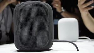 Appleın akıllı hoparlörü HomePod satışta