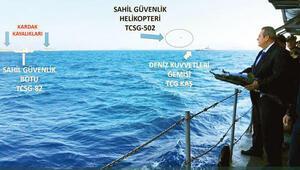 Yunan basınında Kardak yorumu