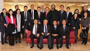 Çinlilerle, ekonomik ve ticari ilişki